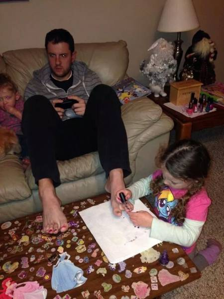 Dads Are The Best (28 pics)