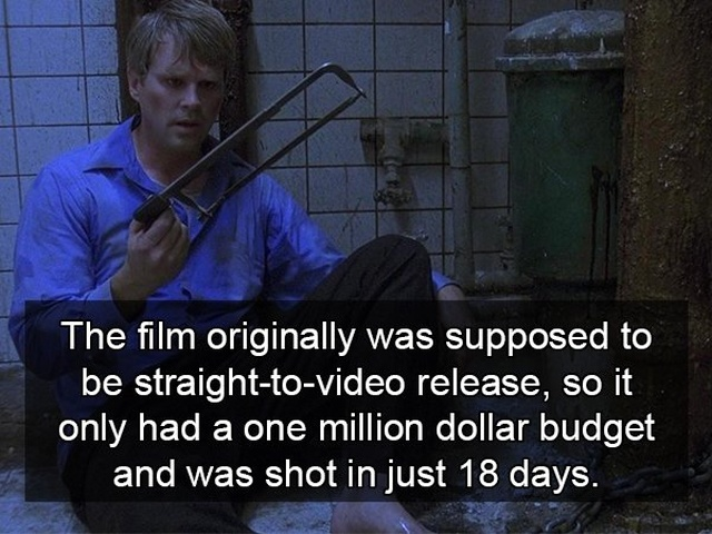 Scary Facts About The 'Saw' Movies (19 pics)