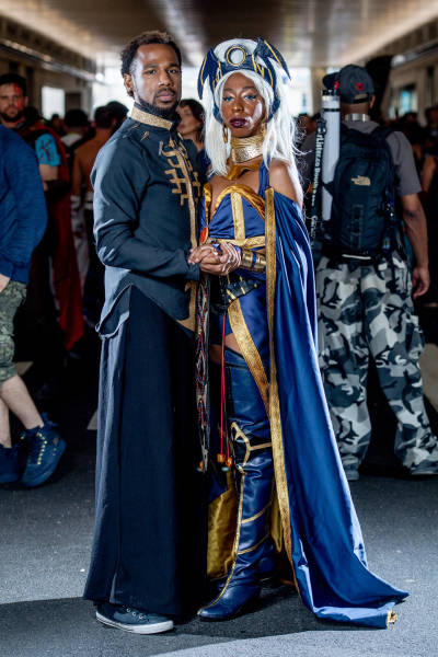 Great Cosplays From New York Comic Con 2018 (70 pics)