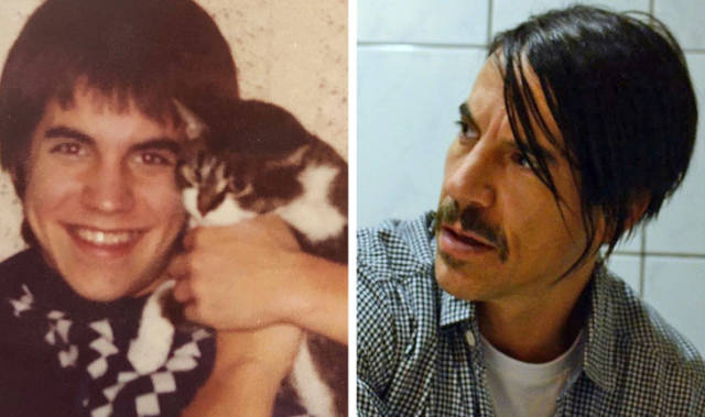 How Rock Stars Were Looking Before Their Universal Fame (19 pics)