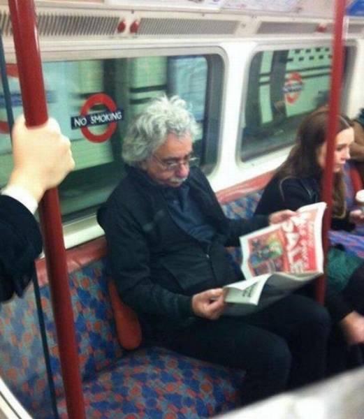 As Seen On Subways (36 pics)