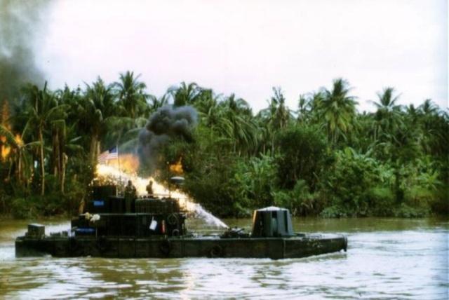 Vietnam War's Deadly Mekong Delta (30 pics)