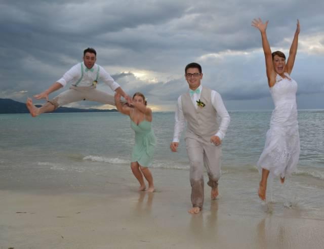 Cool Wedding Photos (69 pics)