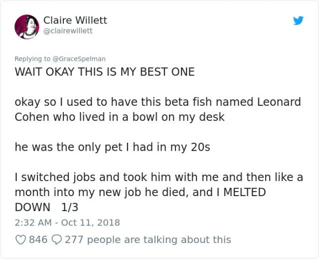 Even A Fish Funeral Can Be Funny (20 pics)