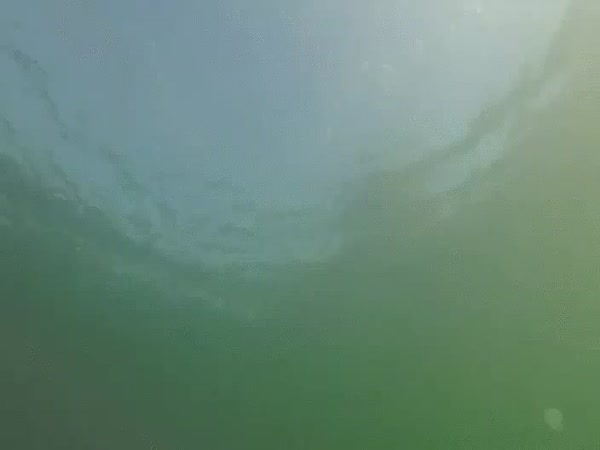 Drone Crashes And Falls Into Water