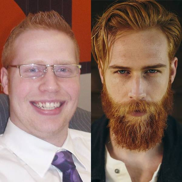 A Beard Can Make A World Of Difference (20 pics)