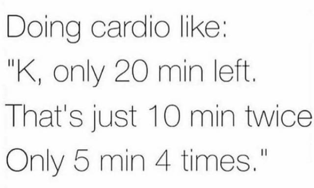 Exercising Is Just Way Too Hard (27 pics)