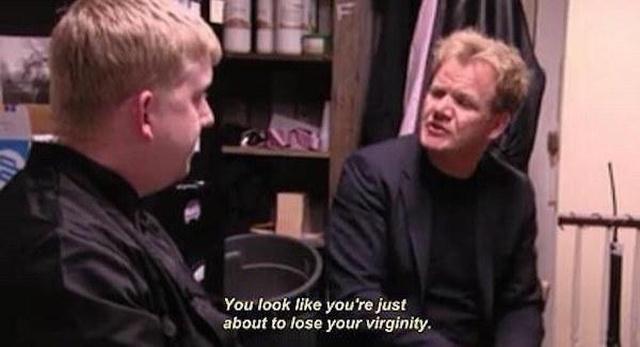 When Gordon Ramsey Talks (19 pics)