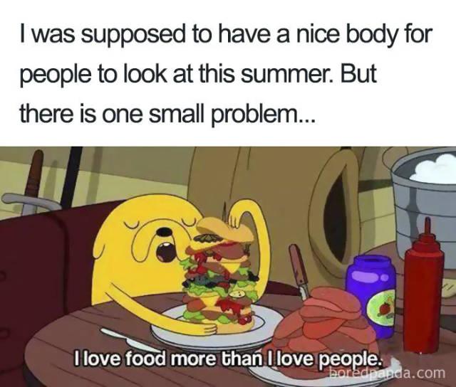 Food Memes (49 pics)
