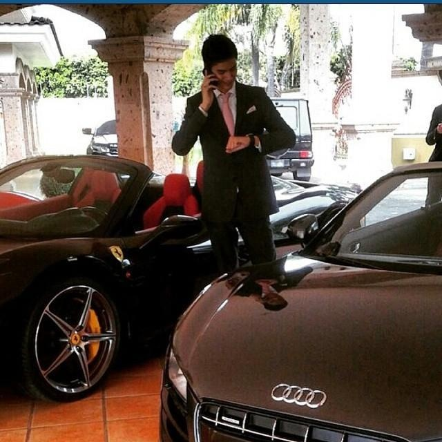 The Rich Kids Of Mexico (25 pics)