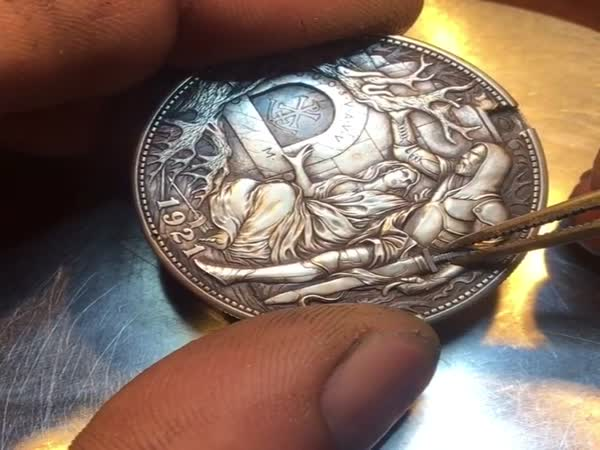 One Of The World's Most Beautiful Coins
