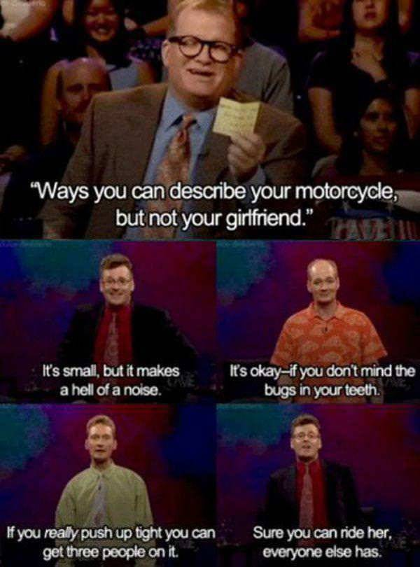 """Funny Moments From """"Whose Line Is It Anyway"""" (37 pics)"""