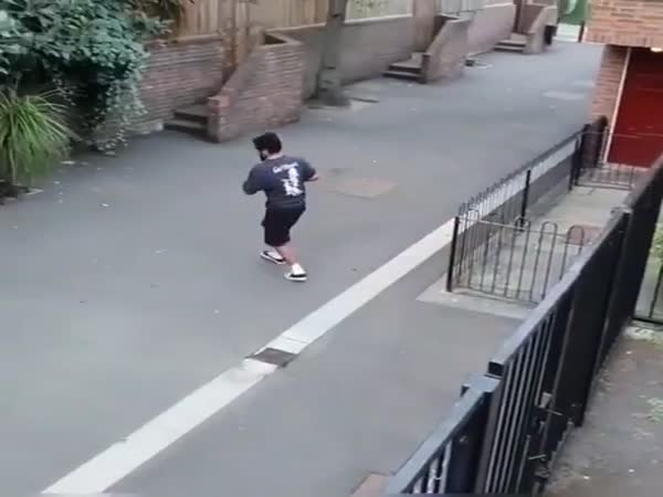 Parkour Skills Are Smooth