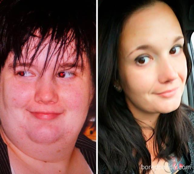 Great Examples of Weight Losses (45 pics)