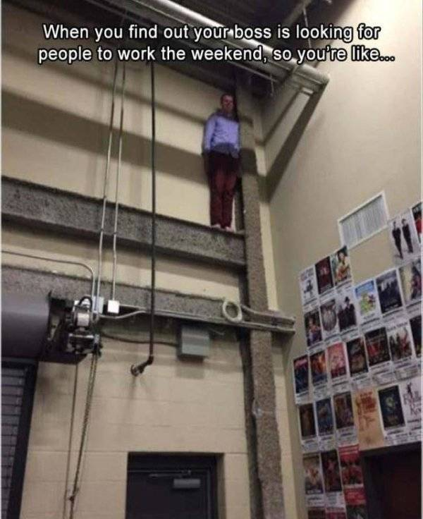 Work Fails And Memes (45 pics)