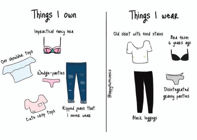 Girls' Problems (46 pics)