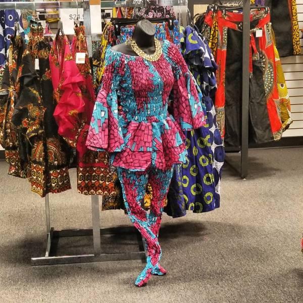 Unusual Fashion (28 pics)