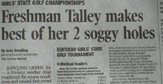 Strange Headlines (49 pics)