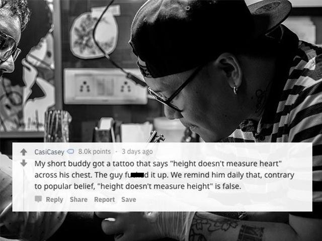 Tattoo Stories And Fails (26 pics)