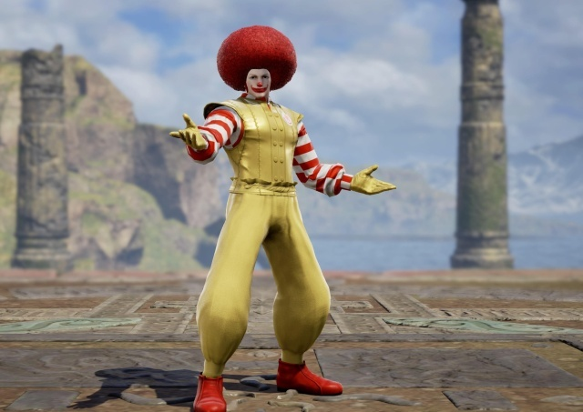 Times People Have Pushed Soul Calibur 6's Character Creator to Its
