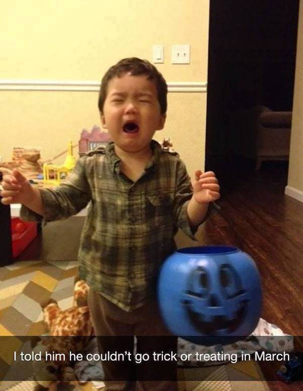 Why Kids Cry (36 pics)