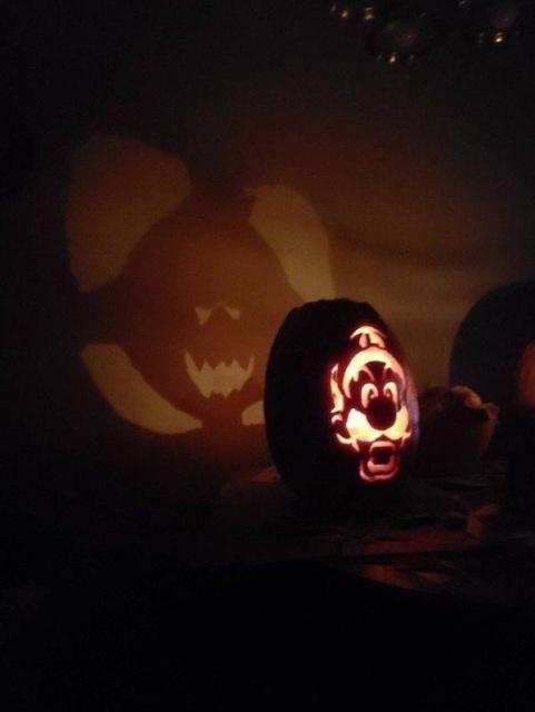 Pumpkin Carvings (28 pics)