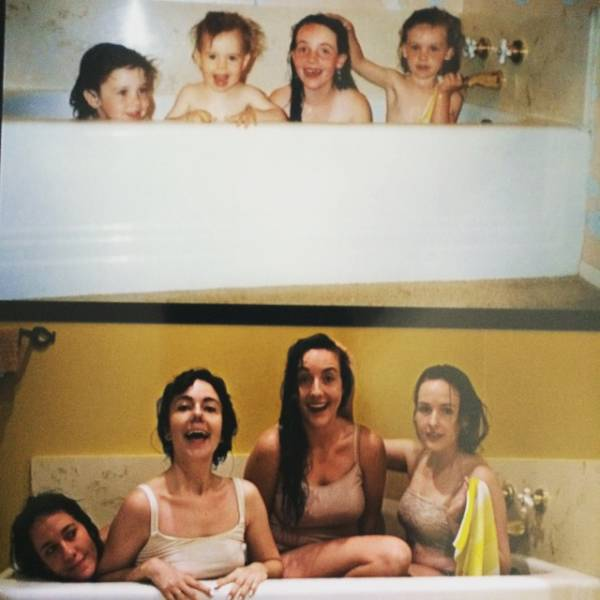 Childhood Photo Recreations (23 pics)