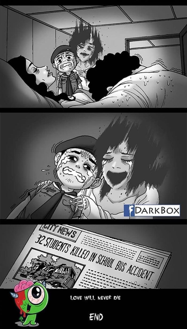 Scary Comics (34 pics)