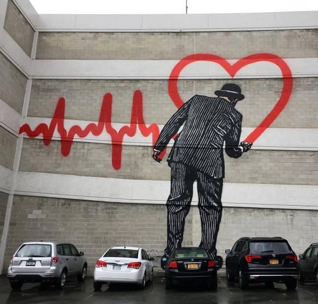 Great Street Art (25 pics)