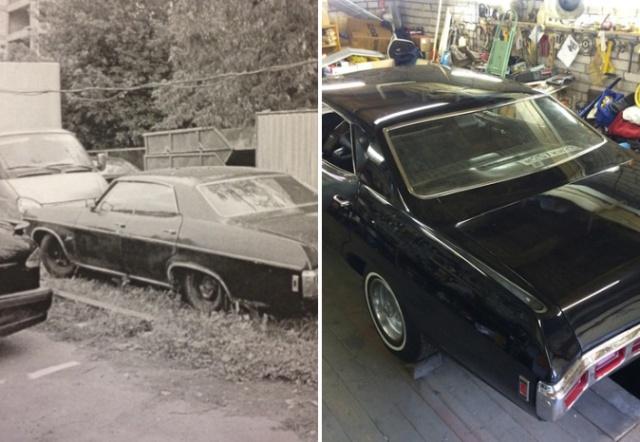 Chevrolet Impala 1969 (23 pics)