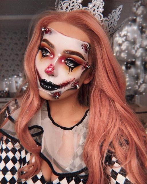 Awesome Halloween Makeup (21 pics)
