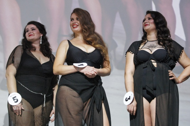 Miss Ukraine Plus Size Contestants (14 pics)