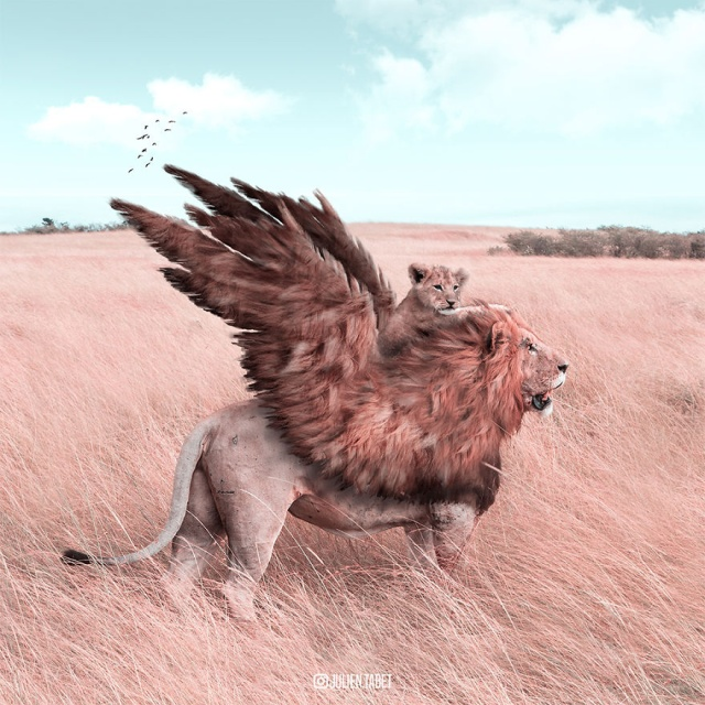 Fantasy Animals (19 pics)