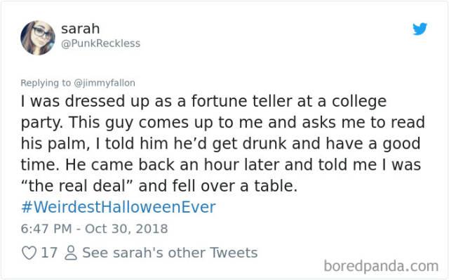 Weird Halloween Celebrations (45 pics)