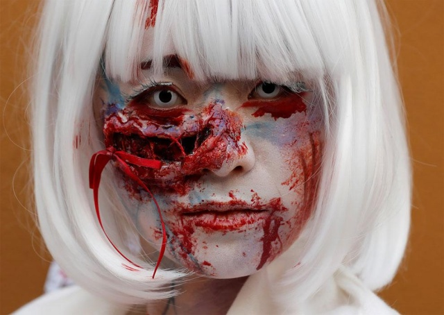 Halloween In Japan (17 pics)