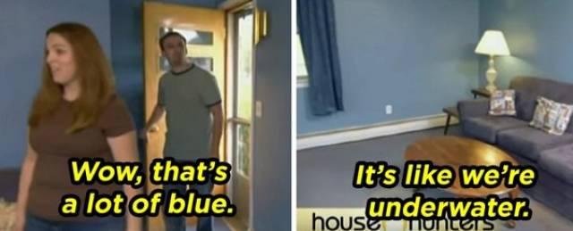 "Awkward ""House Hunters"" Moments (29 pics)"