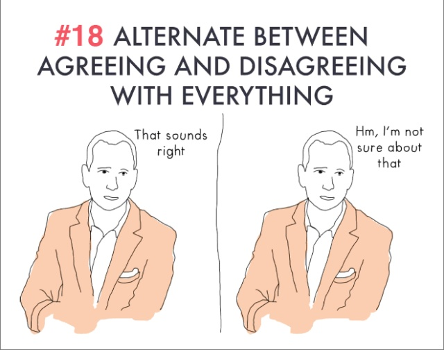 20 Tricks to Appear Smart In Meetings (21 pics)