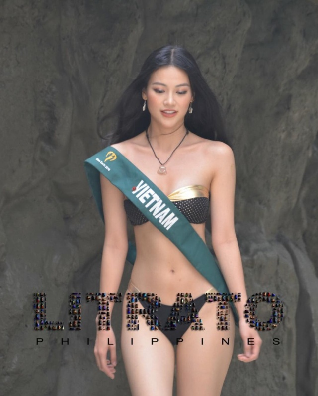 Phuong Khanh Nguyen Is The New Miss Earth From Vietnam (16 pics)
