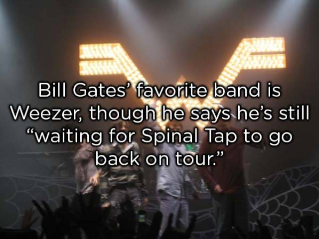 Facts About Bill Gates (15 pics)