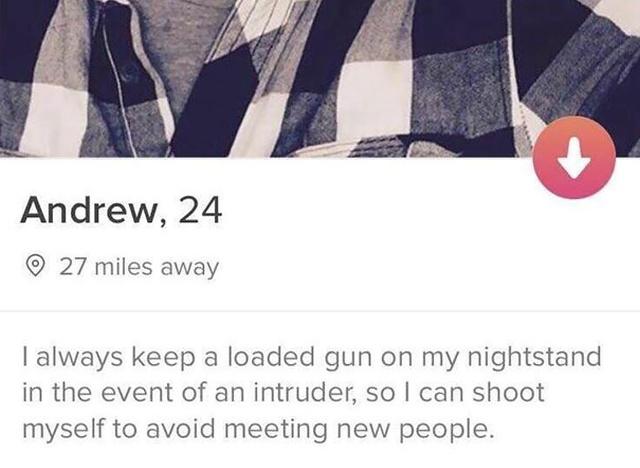 Funny Tinder Profiles (29 pics)