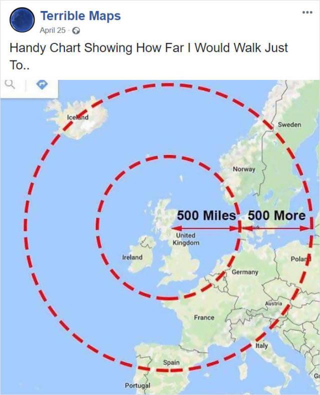 Funny Maps (49 pics)