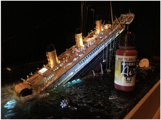 Modelism Titanic (8 pics)