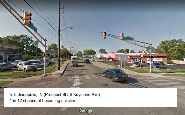 Dangerous Neighborhoods In The USA (10 pics)