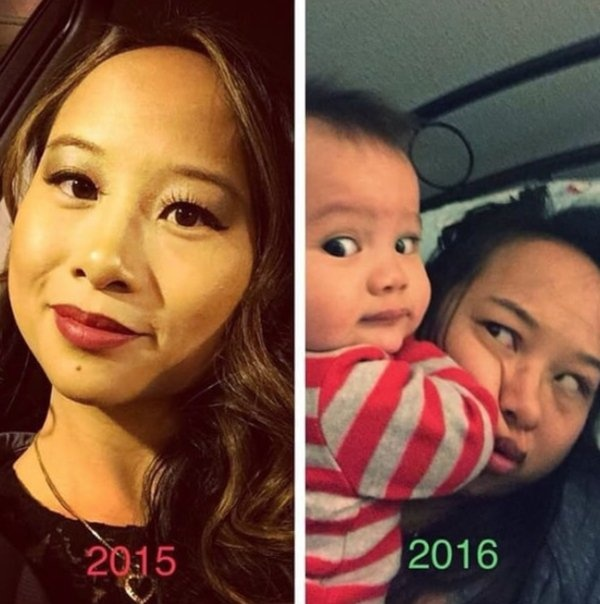 Parents Before And After Kids (20 pics)