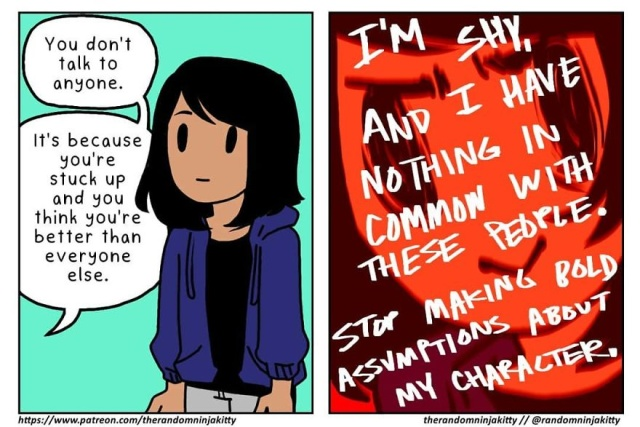 Artist Illustrates Her Daily Struggles As A Woman In Hilarious Comics (20 pics)