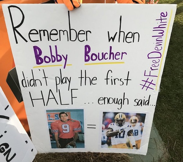 College Gameday Signs (21 pics)