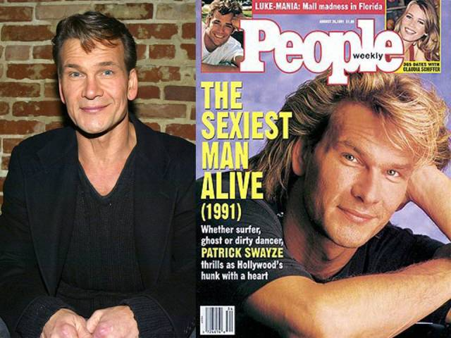 "Here's Every Man Who Was Called The Sexiest Alive By ""People"" (34 pics)"