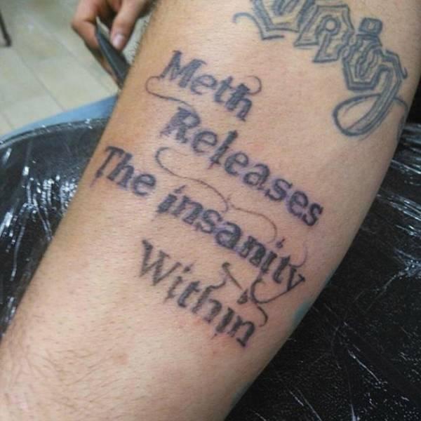 Stupid Tattoos (30 pics)