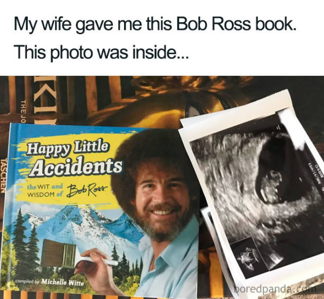 Bob Ross Memes (44 pics)