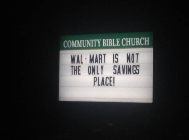 Church Signs (23 pics)
